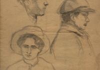 Кротиков Борис. 1926г. Бум., кар