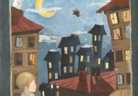 144.Лисина Даша. А.Линдгрен «Малыш и Карлсон…» илл. 15 лет 4кл преподаватель Фокина О.В. 2011г