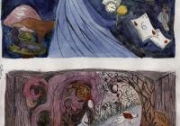 149.Лобаева Саша. К.Льюис «Алиса в стране чудес» илл. 13 лет 3кл преподаватель Фокина О.В. 2015г.