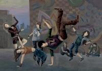 219.Лысакова Настя. Уличные танцы. 15 лет 4кл преподаватель Фокина О.В. 2013г