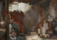 229.Фильченков Кирилл. На чердаке старого дома. 17 лет 5кл преподаватель Колесников В.Г. 2011г. (2)