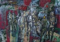 47.Грудзинская Полина. Военные летчики. 14 лет 3кл преподаватель Фуфачев В.И. 2004г