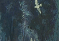 74.Зимина Ира. Н.М.Карамзин «Бедная Лиза» илл. 15 лет 4кл преподаватель Каштанов В.Н. 2006г